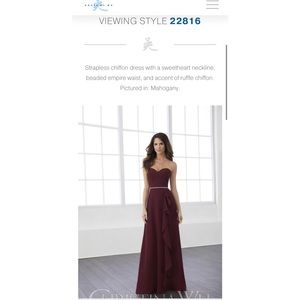 Christina Wu Formal Dress
